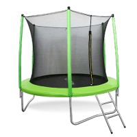 Батут Oxygen Fitness Standard 10 ft inside (Light green)